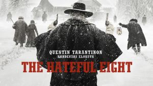 The hateful Eight affisch