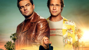 Filmplanschen till Once Upon a Time...In Hollywood.