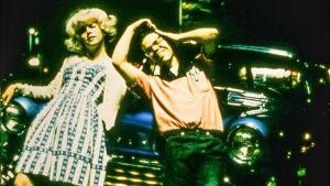 Candy Clark ja Charles Martin Smith elokuvassa Svengijengi '62