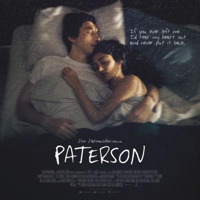Filmplanschen till Paterson.