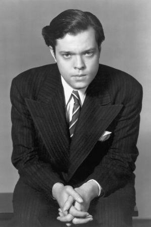 Orson Welles. Kuva tv-dokumentista Orson Welles: valoa ja varjoa.