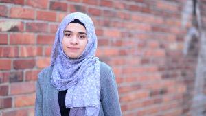 Rand Mohamad Deeb är årets flyktingkvinna 2019.