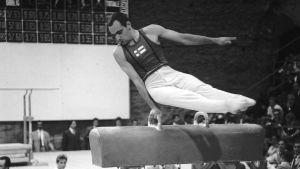 Eugen Ekman i OS 1960.