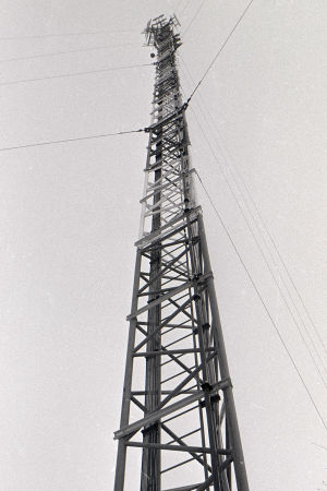 En radiomast