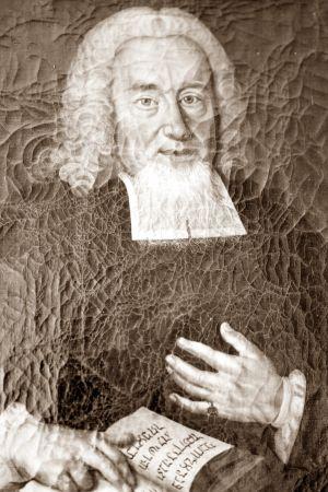 Daniel Jusleniuksen muotokuva