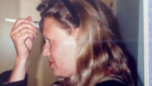 Ann-Sophie Sandström inom kundservice