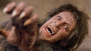 David Naughton on David elokuvassa Ihmissusi Lontoossa