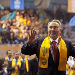 Nursultan Nazarbajev 2011
