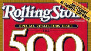 Pärmen till Rolling Stone, 17 november 2004