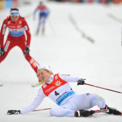 Hanna Falk, 2009.