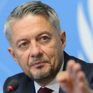 Jarmo Sareva, ambassadör för innovation vid Utrikesministeriet.