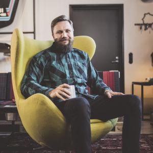 Multiföretagaren Roni Collin