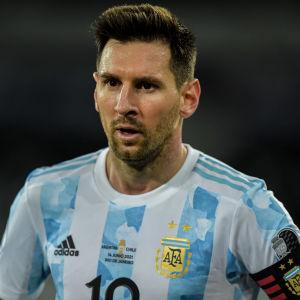 Koronatartunnat huolettavat Lionel Messiä
