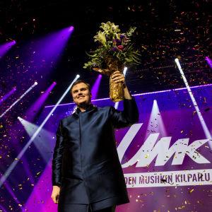 Aksel Kankaanranta UMK20-voittaja