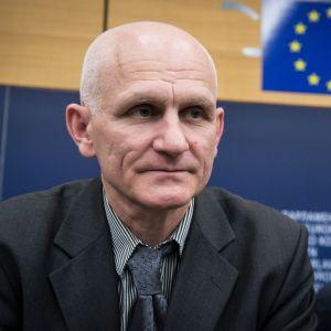 Den belarusiska människorättsaktivisten Ales Bialiatski