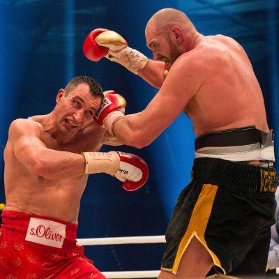 Tyson Fury och Volodymor Klytjko möts på nytt i juli.