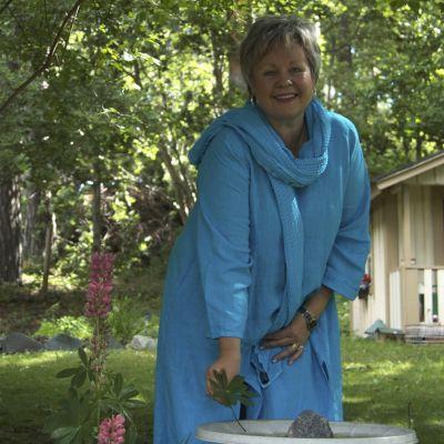 Lili-Ann Junell-Kousa är idag frisk