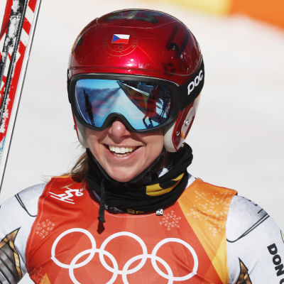 Ester Ledecka, OS 2018.