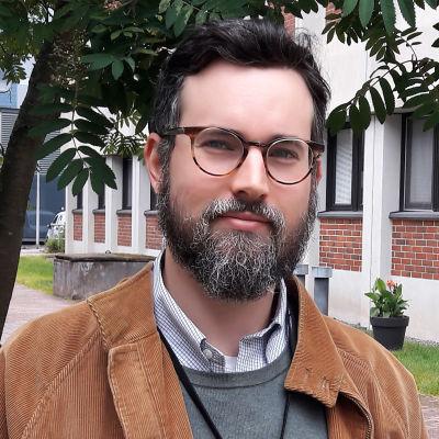 Rabbi Simon Livson pihalla