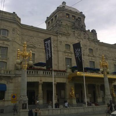Dramaten i Stockholm.