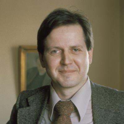 Kirjailija Antti Tuuri, 1979.