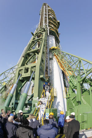 Sojuz-raketen