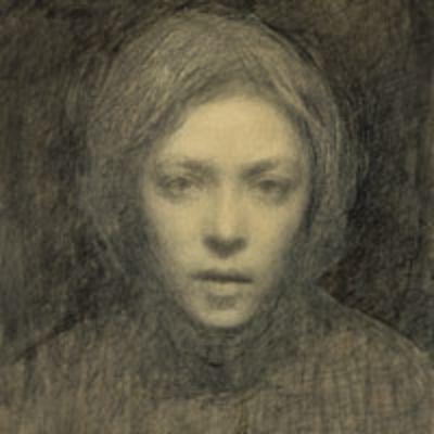 Ellen Thesleff: Omakuva (1894-1895)