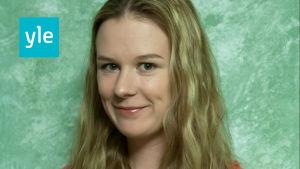 Katarina Lind, reporter på Yle Östnyland.