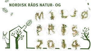 Nordiska rådets natur- och miljöpris 2014