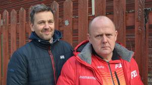 Ulf Stenman och Henrik Byggmästar leder FSS mot framgång.