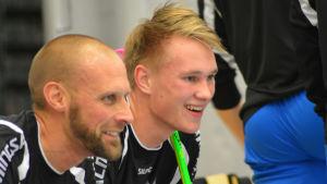 Jori Isomäki är tränare och lärare för Alexander Nyman.