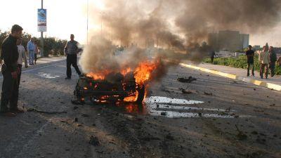 Minst 26 doda efter bomb i irak
