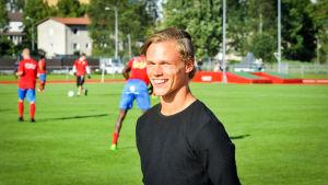Tobias Fagerström, HSV.