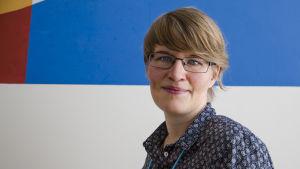 Myteriets gäst Johanna Metsämäki