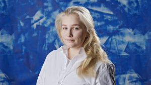 Matilda Saarela, luciakandidat nr 2
