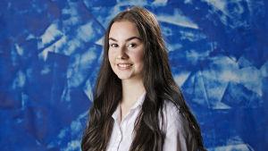 Cecilia Kronberg, luciakandidat nummer 3