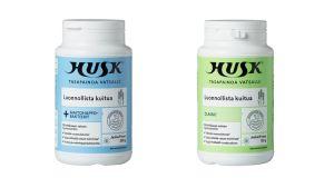 Fiberkapslarna säljs sim ett naturläkemedel mot förstoppning och diarré.