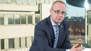 JHL:S ordförande Jarkko Eloranta