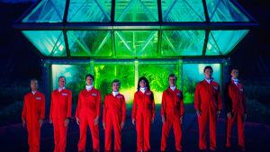 Spaceship Earth -dokumenttielokuvan juliste