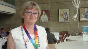 Birgitta Gran, Vänsterförbundet.