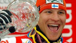 Alpin skidåkning, mentor, expert