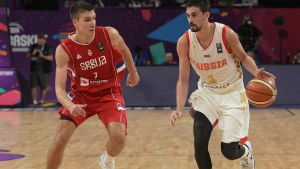 Bogdan Bogdanovic, basketspelare