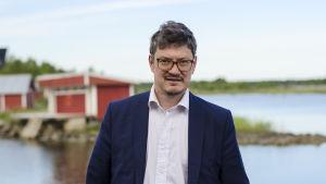 Kommundirektör Rurik Ahlberg