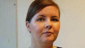Marika Elmeranta är adoptionsansvarig på Interpedia.