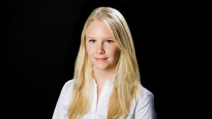Emma Backman, Borgåbygdens luciakandidat nummer 1