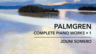Palmgren äänitteen kansi