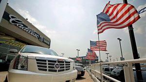 Cadillacbilar i USA