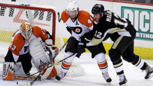Kimmo Timonen, Philadelphia Flyers