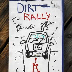 Bennys omslag för Dirt Rally