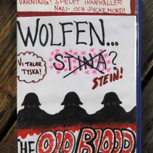 Susannes omslag för Wolfenstein: The Old Blood